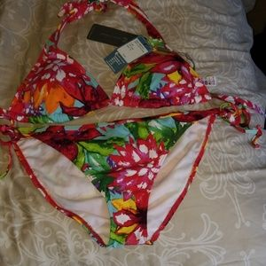 2 piece bathing suit